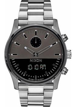 Nixon Часы Nixon A932-131. Коллекция Duo nixon часы nixon a410 2317 коллекция 38 20