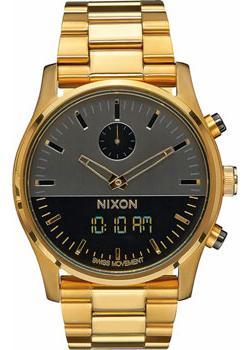 Nixon Часы Nixon A932-595. Коллекция Duo nixon часы nixon a410 2317 коллекция 38 20