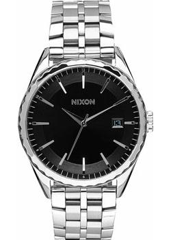 Nixon Часы Nixon A934-000. Коллекция Minx часы nixon time teller deluxe leather navy sunray brow