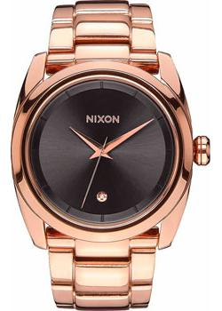 Nixon Часы Nixon A935-2046. Коллекция Queenpin часы nixon genesis leather white saddle