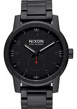 Фото Nixon Часы Nixon A937-001. Коллекция Patriot часы nixon porter nylon gold white red