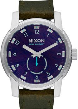 Фото Nixon Часы Nixon A938-2302. Коллекция Patriot часы nixon porter nylon gold white red
