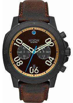 Nixon Часы Nixon A940-2209. Коллекция Ranger часы nixon ranger 45 leather black red