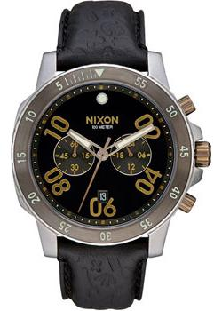 Nixon Часы Nixon A940-2222. Коллекция Ranger часы nixon time teller deluxe leather navy sunray brow