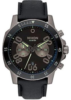 Nixon Часы Nixon A940-2305. Коллекция Ranger часы nixon ranger 45 leather black red