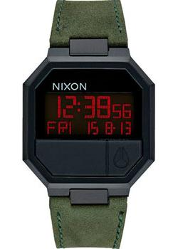 Nixon Часы Nixon A944-032. Коллекция Re-Run часы nixon re run leather all black