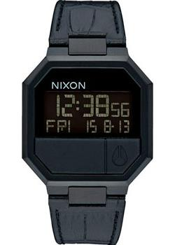 Nixon Часы Nixon A944-840. Коллекция Re-Run часы nixon re run leather all black