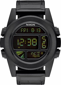 Nixon Часы Nixon A946-1886. Коллекция Unit электронные часы nixon unit all black red
