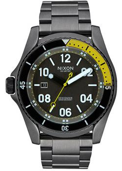 Фото Nixon Часы Nixon A959-632. Коллекция Descender часы nixon porter nylon gold white red