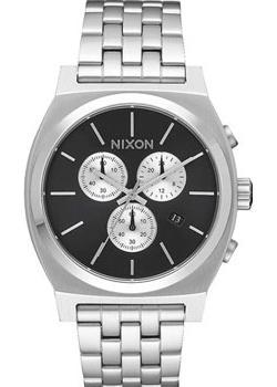 Nixon Часы Nixon A972-2348. Коллекция Time Teller часы nixon time teller deluxe leather navy sunray brow