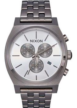 Nixon Часы Nixon A972-632. Коллекция Time Teller часы nixon time teller deluxe leather navy sunray brow
