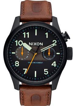 Nixon Часы Nixon A977-2344. Коллекция Safari nixon часы nixon a977 2344 коллекция safari