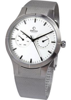 Obaku Часы Obaku V100GCIMC. Коллекция Mesh obaku часы obaku v158levnmn коллекция mesh