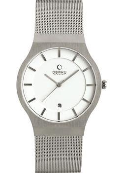 Obaku Часы Obaku V123GDCIMC. Коллекция Mesh