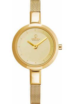 купить Obaku Часы Obaku V129LXGGMG. Коллекция Mesh онлайн