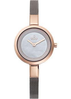 Obaku Часы Obaku V129LXVJMJ. Коллекция Mesh obaku часы obaku v158levnmn коллекция mesh