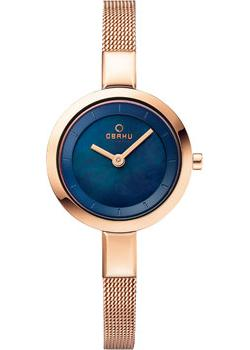 цена Obaku Часы Obaku V129LXVLMV. Коллекция Mesh онлайн в 2017 году