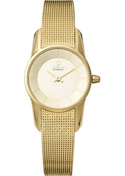лучшая цена Obaku Часы Obaku V130LXGGMG. Коллекция Mesh