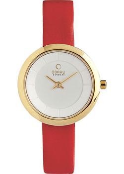 Obaku Часы Obaku V146LXGIRR. Коллекция Leather все цены