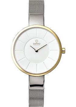 Obaku Часы Obaku V149LXAIMC. Коллекция Mesh obaku v186lxcwmc