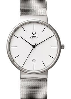Obaku Часы Obaku V153GDCIMC. Коллекция Mesh все цены