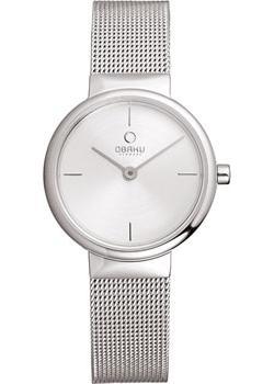 Obaku Часы Obaku V153LXCIMC. Коллекция Mesh цена
