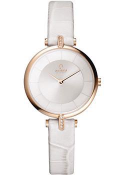 цена Obaku Часы Obaku V168LEVIRW. Коллекция Leather онлайн в 2017 году