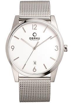 Obaku Часы Obaku V169GDCIMC. Коллекция Mesh