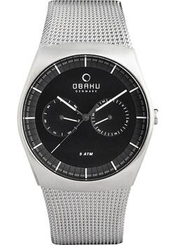 Obaku Часы  V176GMCBMC. Коллекция Mesh
