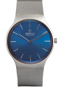 Obaku Часы Obaku V178GXCLMC. Коллекция Mesh obaku часы obaku v178gxclmc коллекция mesh
