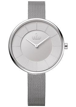 цена Obaku Часы Obaku V185LXCIMC. Коллекция Mesh онлайн в 2017 году