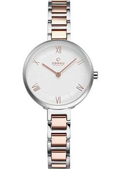 Obaku Часы Obaku V195LXCISV. Коллекция Links obaku v149lxcirb
