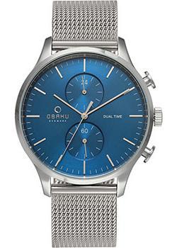 лучшая цена Obaku Часы Obaku V196GUCLMC. Коллекция Mesh