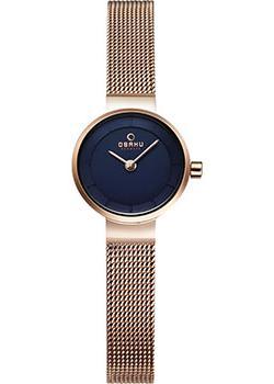 цена Obaku Часы Obaku V199LXVLMV. Коллекция Mesh онлайн в 2017 году