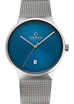 Obaku Часы Obaku V200GDCLMC. Коллекция Mesh obaku часы obaku v158levnmn коллекция mesh