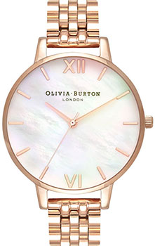 Часы Olivia Burton Mother of Pearl Bracelet OB16MOP03