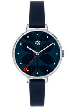 купить Orla Kiely Часы Orla Kiely OK2011. Коллекция Ivy по цене 8500 рублей