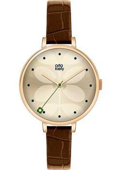 цена Orla Kiely Часы Orla Kiely OK2030. Коллекция Ivy онлайн в 2017 году
