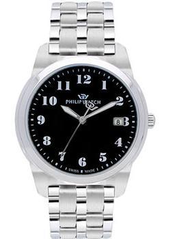 Philip watch Часы Philip watch 8253495001. Коллекция Timeless philip watch часы philip watch 8223597010 коллекция caribe