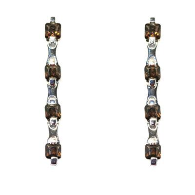 цена на Серебряные серьги Ювелирное изделие PCER-90135.B