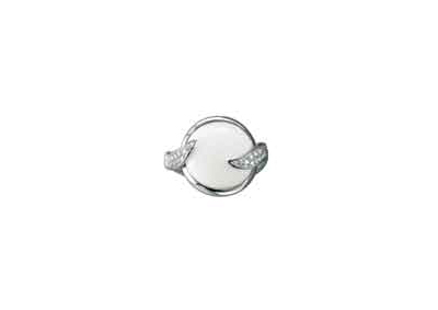 Серебряное кольцо Ювелирное изделие PCRG-90161.A ocean sunset beach