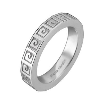 Серебряное кольцо Ювелирное изделие PCRG-90366.A женские кольца esprit женское серебряное кольцо с цирконами esrg 91386 a 18 5