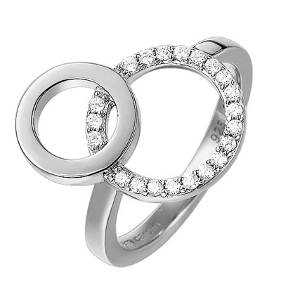 Серебряное кольцо Ювелирное изделие PCRG-90382.A