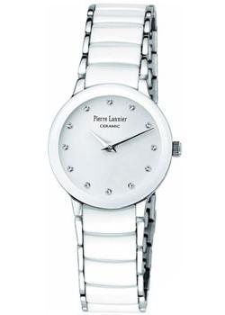 Pierre Lannier Часы Pierre Lannier 008D990. Коллекция Elegance Ceramic pierre lannier часы pierre lannier 211g439 коллекция elegance ceramic