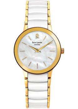 Pierre Lannier Часы Pierre Lannier 013L590. Коллекция Elegance Ceramic pierre lannier часы pierre lannier 044m929 коллекция elegance ceramic