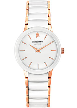 Pierre Lannier Часы Pierre Lannier 014G900. Коллекция Ladies Ceramic 3 pierre lannier pierre lannier 014g900