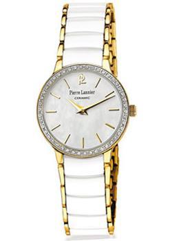 Pierre Lannier Часы Pierre Lannier 045K590. Коллекция Elegance Ceramic pierre lannier часы pierre lannier 044m929 коллекция elegance ceramic