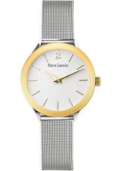 цены Pierre Lannier Часы Pierre Lannier 049C628. Коллекция Week end Ligne Pure