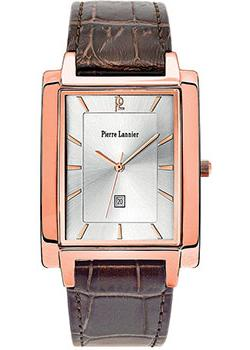 Pierre Lannier Часы Pierre Lannier 208F024. Коллекция Elegance Extra Plat fra0247 plat