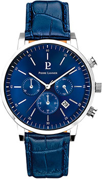 Pierre Lannier Часы Pierre Lannier 213C166. Коллекция Week end Vintage цена и фото